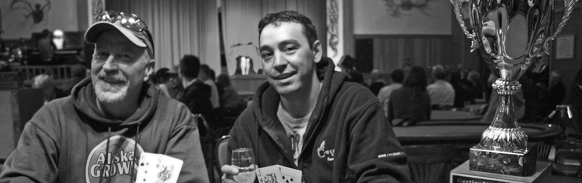 Diamond Tooth Gerties White Ram Poker Tournament