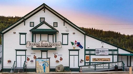 Diamond Tooth Gerties Building