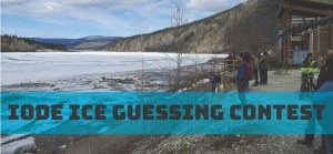 IODE Ice Guessing Contest