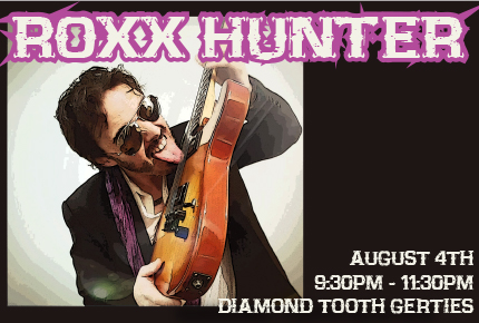 Live music The Lucky Ones Diamond Tooth Gerties